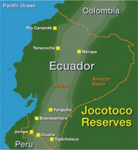 FUNDACION JOCOTOCO RESERVES