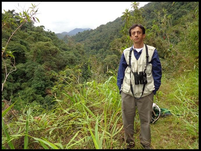 Birding Tours Ecuador. Pablo Andrade